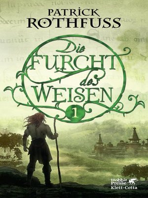 cover image of Die Furcht des Weisen / Band 1