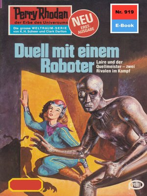 cover image of Perry Rhodan 919