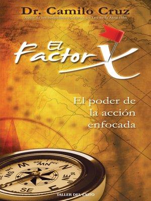 cover image of El factor X