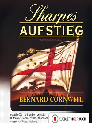 cover image of Sharpes Aufstieg (Sharpe's Rifles)