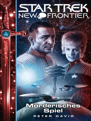 cover image of Star Trek--New Frontier 17