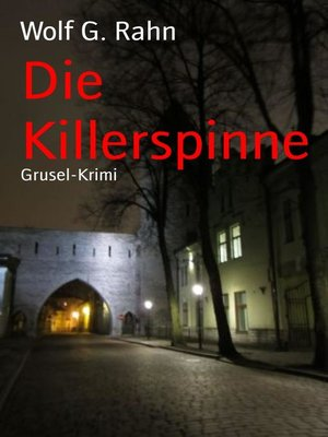 cover image of Die Killerspinne