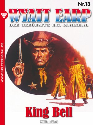 cover image of Wyatt Earp 13 – Western