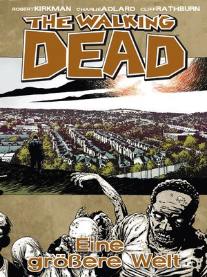 cover image of The Walking Dead 16