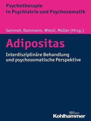 cover image of Adipositas