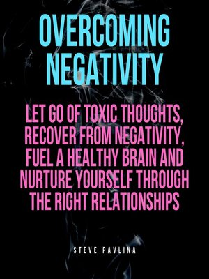 cover image of Overcoming Negativity