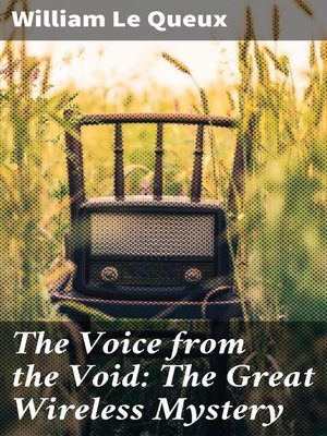 cover image of The Voice from the Void