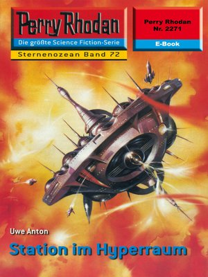 cover image of Perry Rhodan 2271