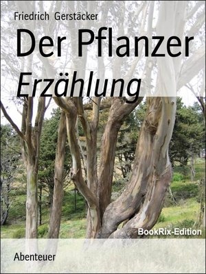 cover image of Der Pflanzer
