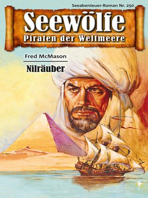 cover image of Seewölfe--Piraten der Weltmeere 250