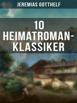 cover image of 10 Heimatroman-Klassiker