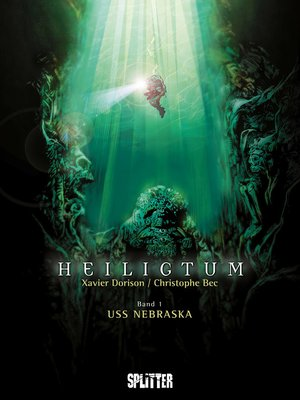 cover image of Heiligtum. Band 1