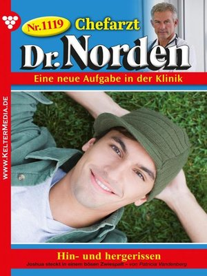 cover image of Chefarzt Dr. Norden 1119 – Arztroman