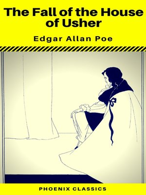 cover image of The Fall of the House of Usher (Phoenix Classics)
