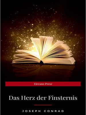 cover image of Das Herz der Finsternis