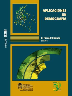 cover image of Aplicaciones en demografía