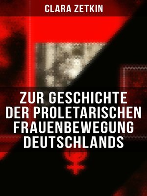 cover image of Clara Zetkin