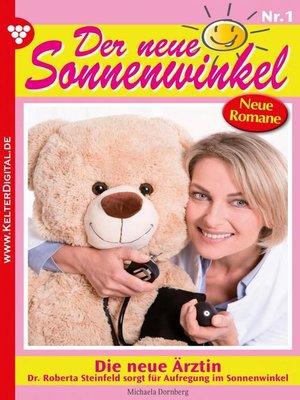 cover image of Der neue Sonnenwinkel 1 – Familienroman