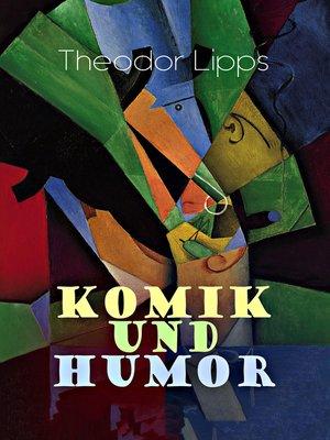 cover image of Komik und Humor