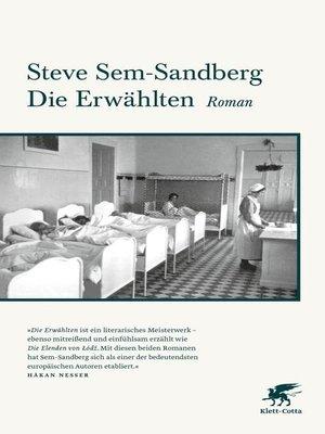 cover image of Die Erwählten