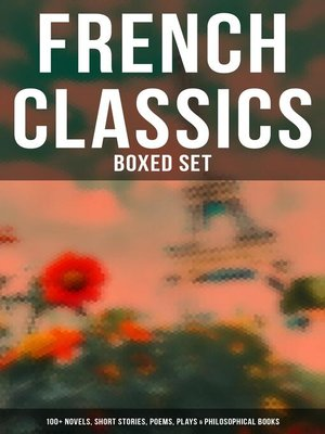cover image of French Classics--Boxed Set