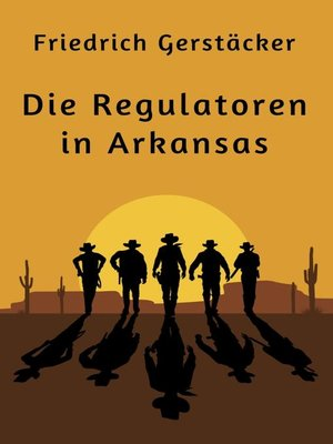 cover image of Die Regulatoren in Arkansas