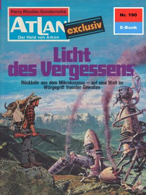 cover image of Atlan 190