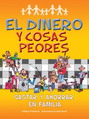 cover image of El dinero y cosas peores