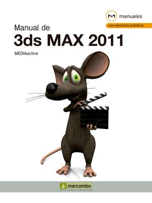 cover image of Manual de 3DS Max 2011