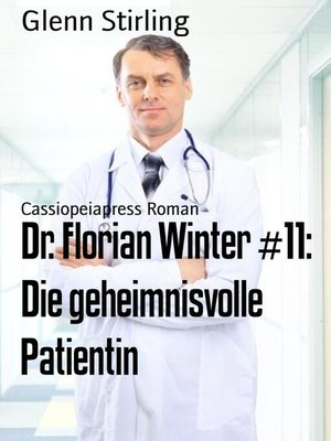 cover image of Dr. Florian Winter #11