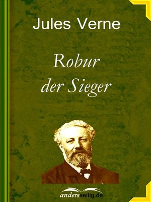 cover image of Robur der Sieger