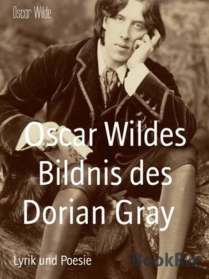 cover image of Oscar Wildes Bildnis des Dorian Gray
