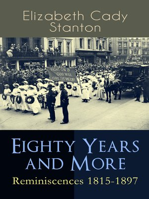 cover image of Eighty Years and More