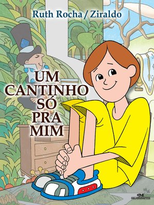 cover image of Um cantinho só pra mim