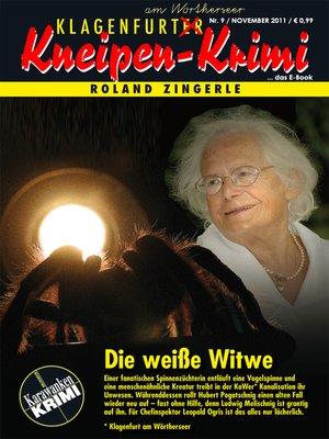 cover image of Die weiße Witwe