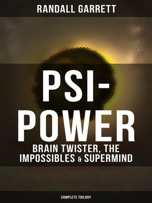 cover image of Psi-Power