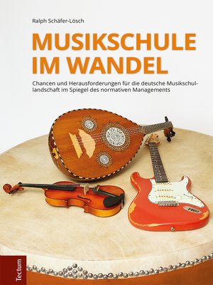 cover image of Musikschule im Wandel