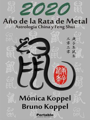 cover image of 2020 Año de la rata de metal