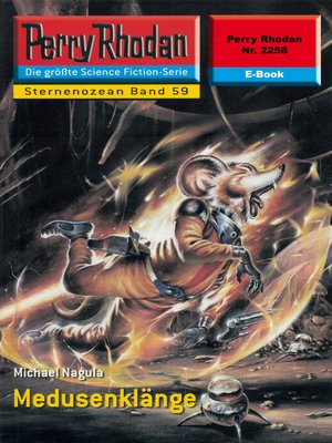 cover image of Perry Rhodan 2258