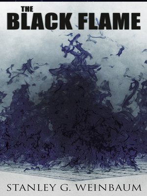 cover image of The Black Flame