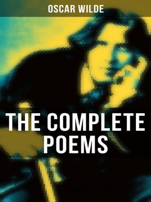 cover image of The Complete Poems of Oscar Wilde