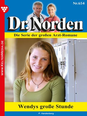 cover image of Dr. Norden 654 – Arztroman