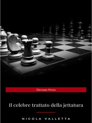 cover image of Il celebre trattato della jettatura