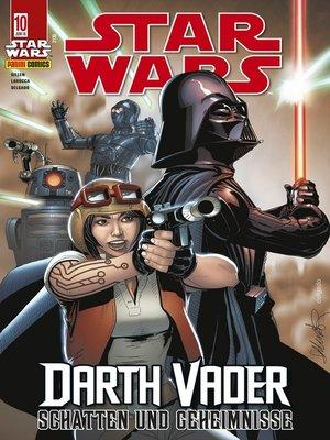 cover image of Star Wars, Comicmagazin Band 10--Schatten und Geheimnisse