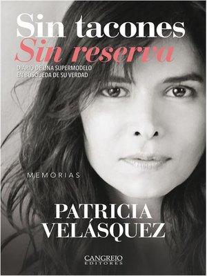 cover image of Sin tacones Sin reserva