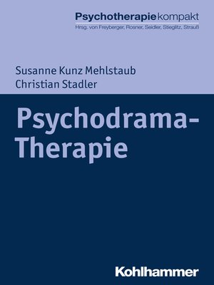 cover image of Psychodrama-Therapie