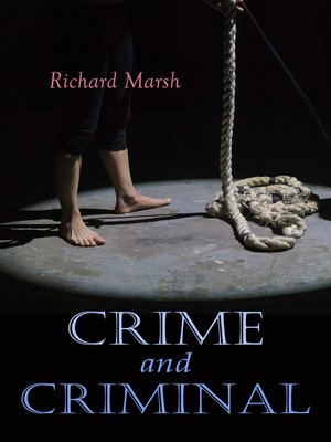 cover image of Crime and Criminal
