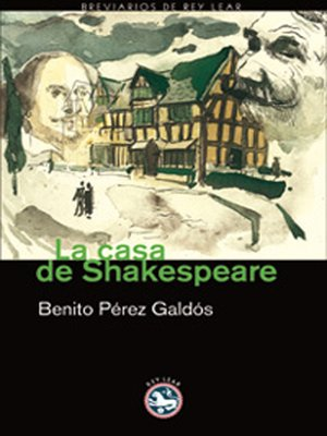 cover image of La casa de Shakespeare