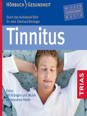 cover image of Tinnitus--Endlich Ruhe im Ohr