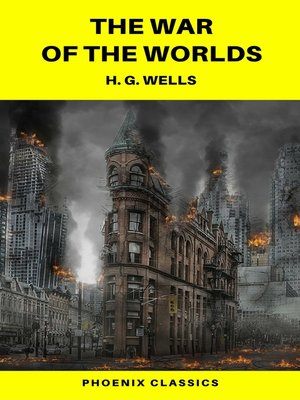cover image of The War of the Worlds  (Phoenix Classics)